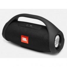 Портативная bluetooth колонка влагостойкая JBL Boombox B9 mini FM, MP3, радио