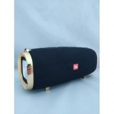 Портативная bluetooth колонка JBL M258 FM, MP3, радио Чёрный