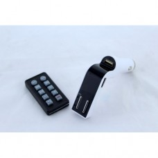 Автомобильный FM трансмиттер модулятор CM 590 Bluetooth MP3