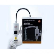 Вертикальный водонагреватель проточный на кран c LCD дисплеем UKC RX-005 3000 Вт