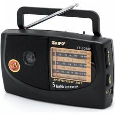 Переносной радиоприемник KIPO KB 308 АC