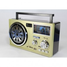Портативный радио приемник GOLON RX 1052 USB FM
