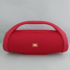 Портативная bluetooth колонка влагостойкая JBL Boombox B9 mini FM, MP3, радио Красная