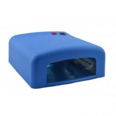 УФ лампа для наращивания ногтей на 36 Вт с таймером маникюр 818 гель лак