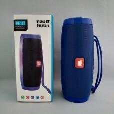 Портативная bluetooth колонка JBL TG157 FM MP3 Синяя