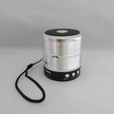 Портативная bluetooth колонка WS-887 ФМ, MP3, USB, радио, блютуз Серый