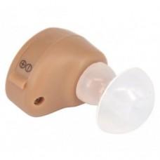 Мини слуховой внутриушной аппарат Xingma 900A с боксом для хранения