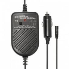 Универсальное зарядное устройство для ноутбука от 12V UKC EWDD8040 80W + 8 переходников