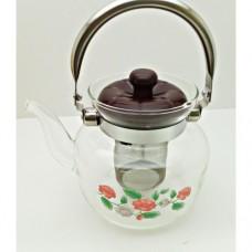 Стеклянный чайник-заварник А-Плюс TK-1041 1,4л