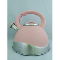 Чайник А-Плюс WK 1379 Объём 3 л Розовый