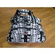 Дорожная сумка чемодан на колесах Diweilu 60x34x31