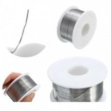 Припой в катушке из олова с флюсом 60g Super solder wire