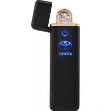 Спиральная электрическая USB зажигалка UKC 180 Чёрная