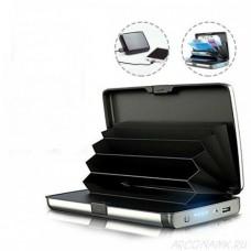 Кошелек-зарядка E-Charge Wallet power bank 3000 мАч