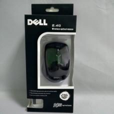 Беспроводная компьютерная мышка DELL 2.4G мышь Чёрная