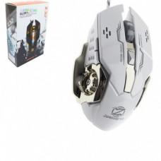 Игровая мышь с RGB подсветкой Zornwee Z32 Белая