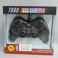 Игровой манипулятор TURBO USB GAMEPAD DJ-900 джойстик для ПК