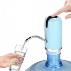 Электрическая аккумуляторная помпа для воды Charging Pump C60 Голубая