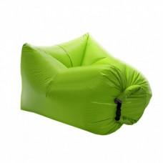 Надувное кресло-лежак Reswing Ламзак Armchair (Lamzac Standart) Салатовый
