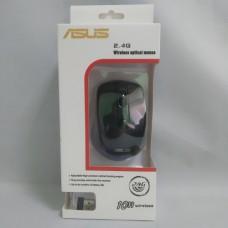 Беспроводная компьютерная мышка ASUS 2.4G мышь Чёрная