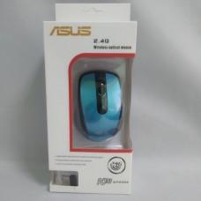Беспроводная компьютерная мышка ASUS 2.4G мышь Синяя