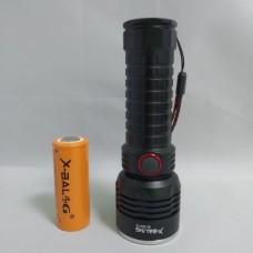 Тактический фонарь POLICE BL S09 T6 фонарик 1200 Lumen