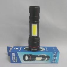 Тактический фонарь POLICE BL 520 Q5 99000W фонарик 300 Lumen USB