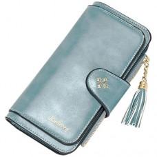 Женский кошелек, портмоне Baellerry N2341 Тёмно-голубой