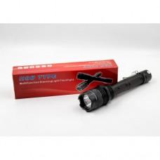 Тактический фонарь Police Titan 1108 100000KV фонарик шокер