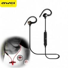 Беспроводные вакуумные Bluetooth наушники AWEI A620BL