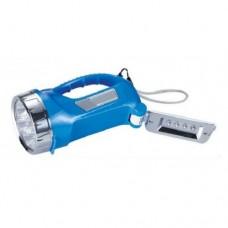 Ручной аккумуляторный фонарь YJ-2804 Синий