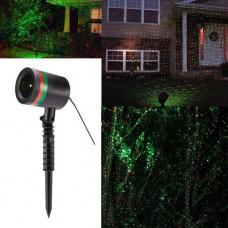 Уличный лазерный проектор Star Shower 8001 4051