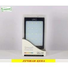 Внешний аккумулятор Power Bank 15000mAh Solar UKC