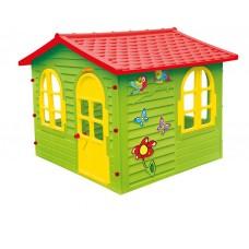 Детский садовый домик Mochtoys Garden house