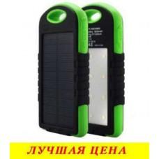 Power Bank 30000 с солнечной батареей Solar