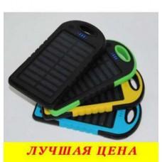 Внешний аккумулятор Power bank 20000 mAh зарядное Solar