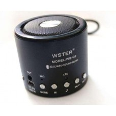 Портативная Bluetooth-колонка WSTER WS-Q9 с ФМ, MP3, USB
