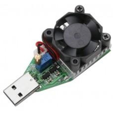 Регулируемая USB Нагрузка 1A-2A-3A, Нагрузочные Резисторы к usb Тестер