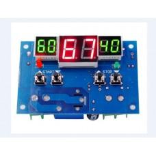 Термостат Цифровой Терморегулятор Термореле +Датчик NTC