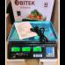 Весы Торговые Электронные 50kg/5g WIMPEX WX 5002,  Domotec YZ-982S/CK-982S.