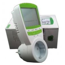 TS-838 Цифровой Ваттметр Вольтметр Измеритель Мощности 220V 16A