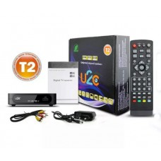 Цифровой Тюнер T2 Приставка Ресивер Т2 U2C HD HDMI USB IPTV YouTube