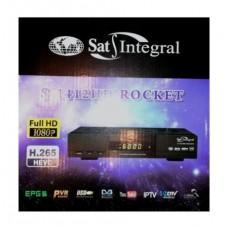 Спутниковый HD Ресивер Sat-Integral S-1412 HD Rocket G-share 15 мес.