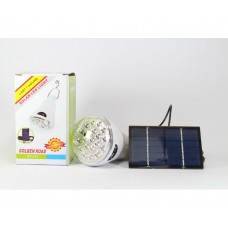 Лампа на солнечной батарее GDLITE GD-020 фонарик, фонарь