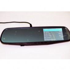 DVR 138W зеркало с двумя камерами