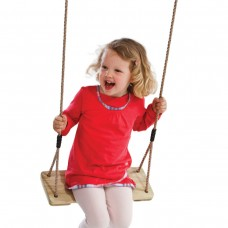 Детские качели из сосны
