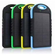 Solar Power Bank 45000mAh + LED панель + фонарик