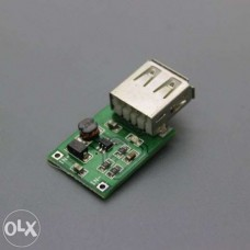 USB Преобразователь повышающий 0.9V-5V to 5V 600mA