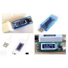 USB Тестер измерение емкости ,тока, напряжения, USB Security Tester