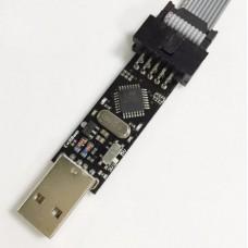 USB ASP Программатор AVR USB ASP 3.3V 5V